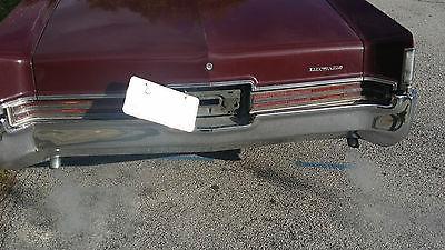 Buick : Electra 225 1970 buick electra 225 custom hardtop 2 door 7.5 l, 2
