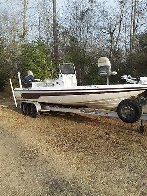 2006 Skeeter ZX 22 Bay Boat