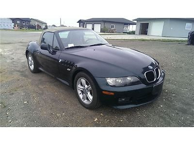 BMW : Z3 Roadster Convertible 2000 bmw z 3 roadster convertible 2.3 l