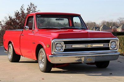 Chevrolet : Other Pickup 1969 frame off 400 h pwr disc a c pwr steering show truck