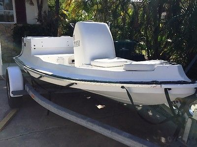 1998 Hurricane Zodiak Jet Drive *RARE FIND** Project Boat Package