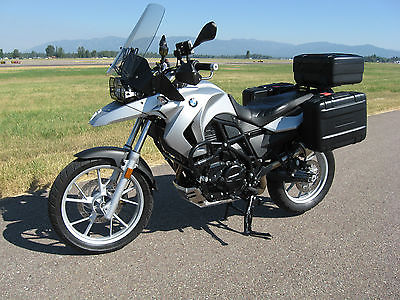 BMW : F-Series 2012 bmw f 650 gs new condition 2900 hiway miles stored in heated a c hangar