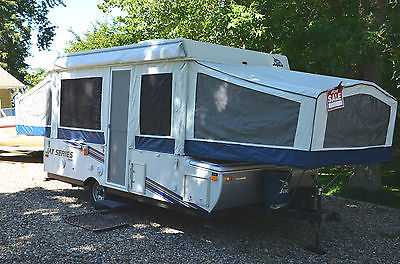 2010 Jayco Jay Series M 1206 Pop Up Camping Trailer