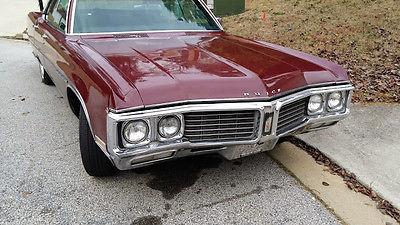 Buick : Electra 225 1970 buick electra 225 custom hardtop 2 door 7.5 l, 0