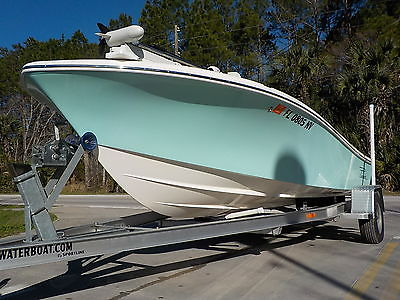 GARAGE KEPT- 2008 PIONEER 186 CAPE ISLAND CC FISHING BAY BOAT 23 HOURS 115 HP