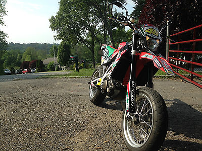 Aprilia : sxv 550 2009 aprillia sxv 550