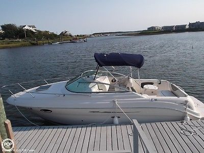 2006 Searay Amberjack 250 very low hours and pretty loaded