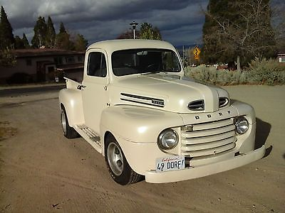Ford : Other Pickups none 1950 ford f 1 truck