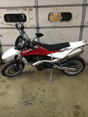 Husqvarna : SM610 2007 husqvarna 610 super moto super low miles
