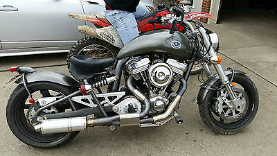 Other Makes : Confederate Hellcat 2001 confederate hellcat sport bike