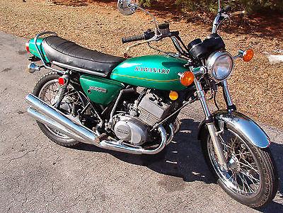 Kawasaki : Other 1977 kawasaki kh 400 kh 400 h 1 h 2 kh 500 s 1 s 2 s 3 kh 250 mach triple vintage