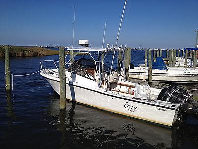 Mako 228 Cuddy Twin 115 Mercury Fishing Boat Load-Rite Trailer