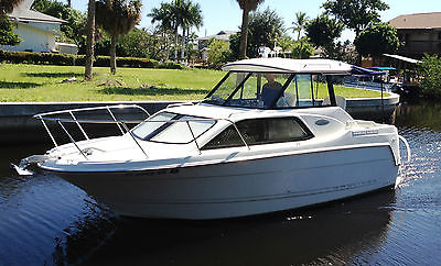 2002 Bayliner Ciera 2452 Cabin Cruiser 24 Ft Tons of Accessories