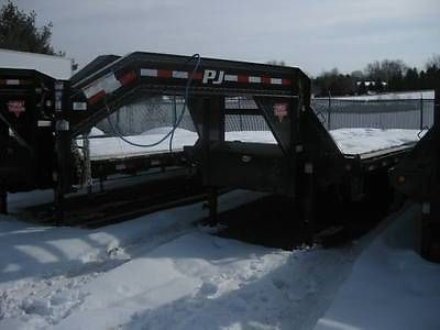 2013 PJ 26' CLASSIC FLATDECK TRAILER