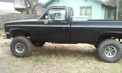 Chevrolet c k 10 series cars for sale chevrolet ck pickup 1500 1984 lwb 4wd k10 1984 lwb 4 wd chevy sciox Gallery