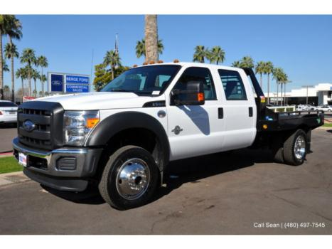 Ford : Other Pickups Cab Chassis F550 4WD Crew Cab XL Work Truck Power Equipment 9' Hillsboro G2 Gooseneck Hauler