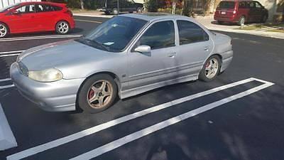 Ford : Contour SVT 1998 ford contour svt sedan 4 door 3.0 l