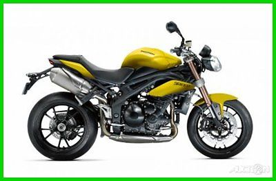 Triumph : Speed Triple 2013 triumph speed triple abs new