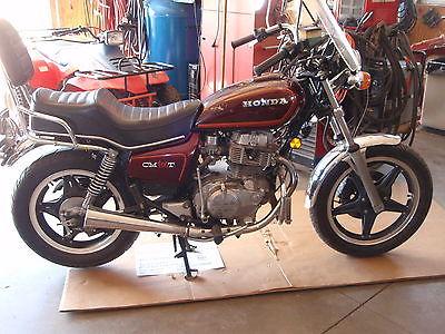 honda cm400t motorcycles for sale. Black Bedroom Furniture Sets. Home Design Ideas