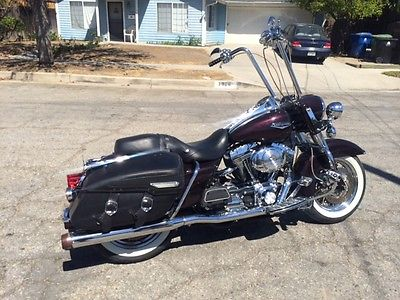 Harley-Davidson : Touring 2006 harley davidson road king one of kind custom paint parts must sell