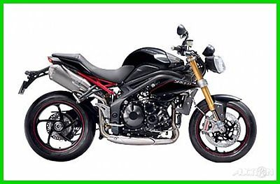 Triumph : Speed Triple 2013 triumph speed triple r abs new