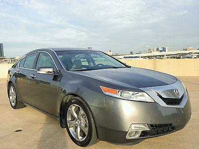 Acura : TL SH AWD 2010 acura tl sh awd sedan 4 door 3.7 l