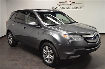 Acura : MDX Technology / Entertainment Package NAVIGATION, BACKUP CAM, LEATHER, MOONROOF, F&R HEATED SEATS, PWR GATE. TRADES?