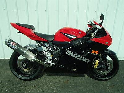 Suzuki : GSX-R 2005 suzuki gsx r 600 um 20177 jbb