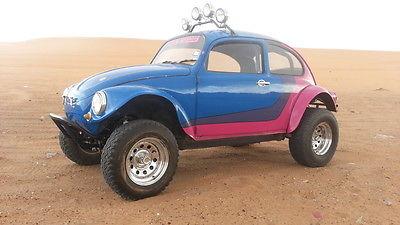 Volkswagen : Beetle - Classic BAJA 1970 vw baja bug volkswagen beetle