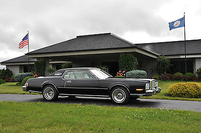Lincoln : Mark Series standard Absolutely like new 1974 Mark 4 Lincoln Hardtop