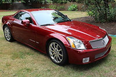 Cadillac : XLR V Convertible 2-Door 2006 cadillac xlr v convertible 2 door 4.4 l