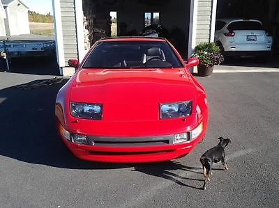 Nissan : 300ZX 300ZX 1990 nissan 300 zx new cond completely original t top manual tranny 7872 km s