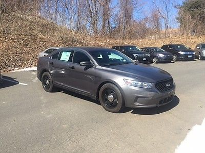 Used Ford Taurus Police Interceptor For Sale - CarStory