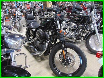 Harley-Davidson : Sportster 2010 harley davidson nightster 1200 perfect ready to ride free shipping