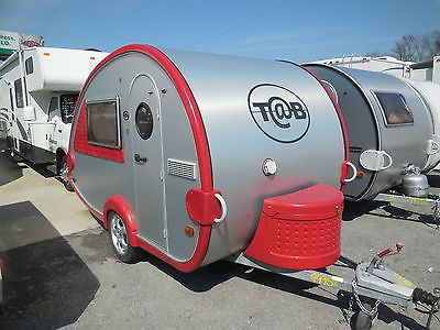 2006 Dutchmen T@B T-16 Retro Style Tear Drop Camper, 1400 Pounds, Video Tour !