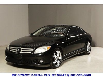 Mercedes-Benz : CL-Class CL550 AMG P1 CLEAN CARFAX NAV NIGHTVISION AMG 19