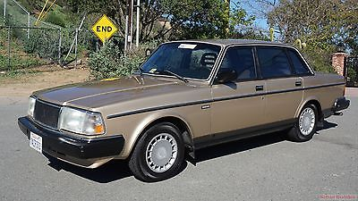 Volvo 240 cars for sale in California