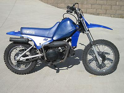 Yamaha yz 80 motorcycles for sale for Yamaha rally bike for sale