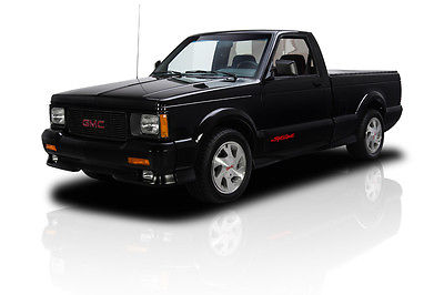 GMC : Other Syclone 1 889 actual mile one owner syclone 4.3 l lb 4 turbo v 6 4 l 60 e 4 speed auto awd