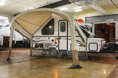 New 2015 T12TST A Frame Hard Side Lite Fold Down Pop Up Camping Travel Trailer
