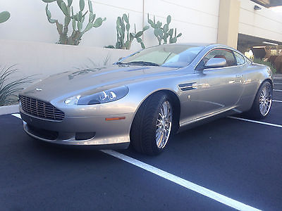 Aston Martin : DB9 Base Coupe 2-Door 2005 aston martin coupe stunning condition and color combo has 27 k miles