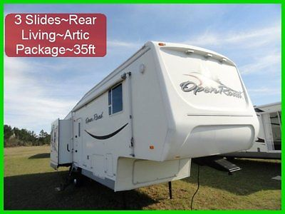 2004 Pilgrim International OPEN ROAD 336RLDS~35FT/RV~3 SLIDES~REAR LIVING~