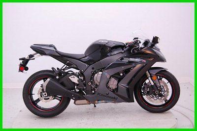 Kawasaki : Other 2012 kawasaki zx 10 r ninja sportbike stock 15044 a