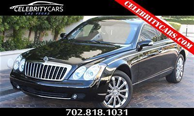 Maybach : 57S 2008 MAYBACH 57S 2008 maybach 57 s solar roof excellent condition well maintained trades welcome