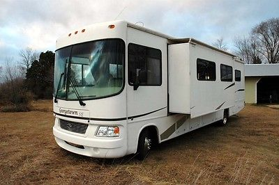 Used 2006 Forest River Georgetown 3385 Motor Home Class A