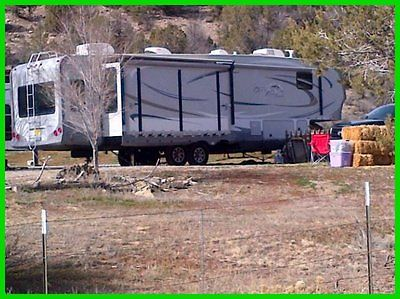 2012 Open Range Residential 3 Slides 2 Awnings 2 A/C Units Fireplace Sleeps 4