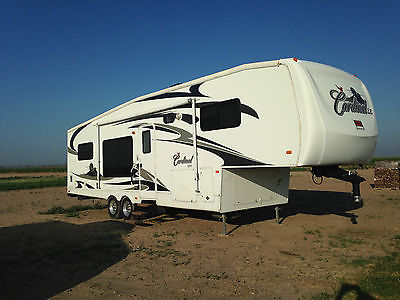 2008 Cardinal 5th Wheel Rvs For Sale