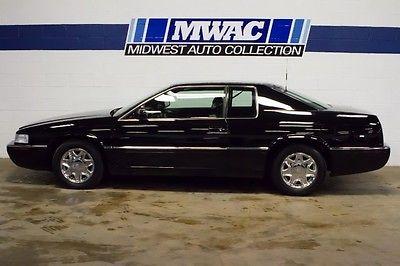Cadillac : Eldorado ESC Coupe 2-Door ONLY 17K ORIGINAL MILES~1-OWNER~WINDOW STICKER~SMELLS NEW~BLK/BLK~WOW~