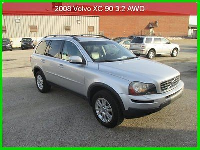 Volvo : XC90 3.2 2008 3.2 used 3.2 l i 6 24 v automatic awd suv premium 1 owner clean carfax