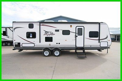 2015 Jayco Jay Flight SLX 267BHSW New, travel trailer bunkhouse 2 Year Warranty